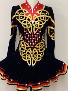 Prime Dress Designs Irish Dance Solo Dress Costume