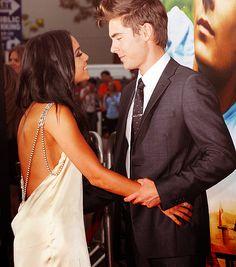Vanessa and Zac.