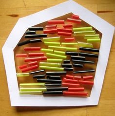 contact paper art by Cathy @ Nurturestore.co.uk, via Flickr