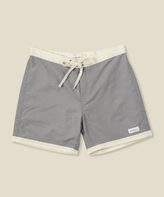 Saturdays Surf NYC - Thomas Board Short - Grey