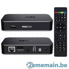 The STB is using HEVC technology for provision of high quality video with more velocity. MAG 322 IPT Genuine Infomir 12 Months Premium Channel Warranty You Won't Find Better . Cable Tv Box, Box Building, Dvb T2, Composite Video, Home Internet, Boxes For Sale, Smart Tv, Tv Videos, Streamers