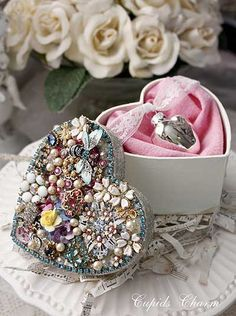 gorgeous jeweled box