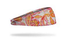 Yoga headband Workout headband Womens wide boho headband