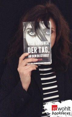 Gruseliges Buchgesicht mit Lisa Gardner #Bookface