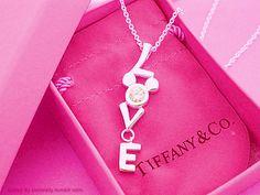 pink tiffany bag