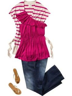 Womens Plus Size Clothes: Outfits We Love | Old Navy my-style