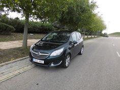 Prueba a fondo, 3.000 kilómetros con el Opel Meriva 1.6 CDTi 110cv
