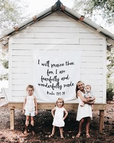 Modern Burlap is a children's lifestyle brand offering black + white products for us + you! Cute Kids, Cute Babies, Baby Kids, Baby Baby, Family Goals, Family Life, Siblings Goals, Baby Family, Little People