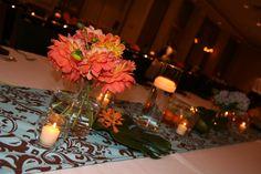 Jacques & Ashley | Flower Arrangement | Wedding
