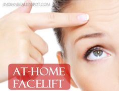 Mature skin can be improved and can take on a younger appearance. Here are some natural face-lift tips for all ages.
