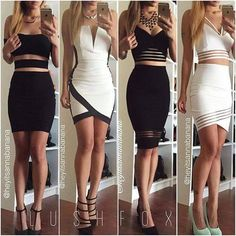 Pin by Kayla Howell on Style! Girls Fashion Clothes, Teen Fashion Outfits, Girly Outfits, Classy Outfits, Stylish Outfits, Beautiful Outfits, Dress Outfits, Fashion Dresses, Clothes For Women