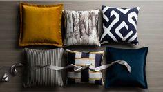 Osaka Cushion | Buy Online at LuxDeco