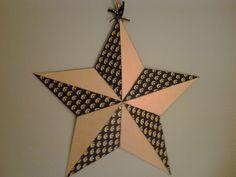 Iowa Hawkeyes Barn Star