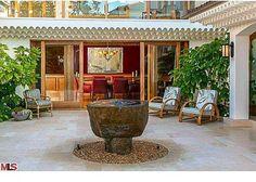 Bruce Willis e la casa di Los Angeles
