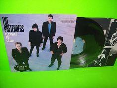 The Pretenders Learning To Crawl 1984 Vinyl LP Record Quiex II Promo NM Ltd Ed. #ThePretenders #RocknRoll #NewWave #QuiexII