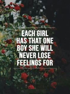 This is so true she will always have this one special connection  with one guy weather be a best friend or ex boyfriend or first crush or anything