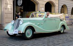 1936 Wikov 40 convertible