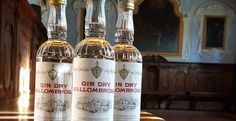 Gin from the Vallombrosa Distillery