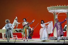 Teatro Dell'Opera Di Roma 2012  regista: Ruggero Cappuccio