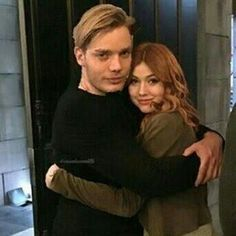 Dom et kat  #shadowhunters