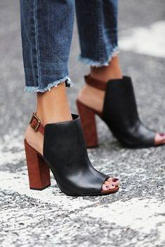 Love these heels.