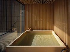 japanese bath - so schlicht würde ich das Bad nicht vertafeln... dies ist mir zu modern, geometrisch