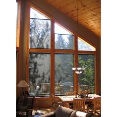 Solar shades on unique windows Budget Blinds, Solar Shades, Window Treatments, Windows, Unique, House, Ideas, Home, Window Dressings