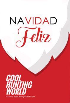 Gráfica digital - campaña Navidad para #CoolhuntingWorld