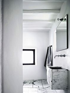 French By Design: House Tour : Ingrid Bergman's former residence!
