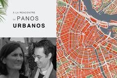 Planosurbanos, l'art de la cartographie !