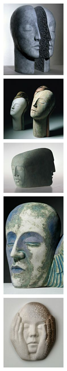 1000 Images About Glenys Barton Sculptures On Pinterest