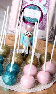 Nutcracker Ballet Themed Christmas Party