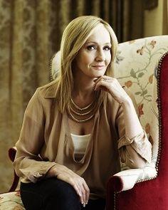 """Joanne K. Rowling - Die britische Autorin ist dank ihre Buchreihe """"Harry Potter"""" weltweit bekannt."""
