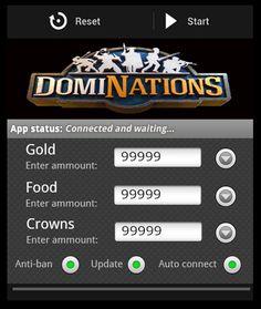 DomiNations Mod APK HACK – Free Crowns Cheats