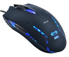 E3lue EBlue Cobra II 1600DPI High Precision EMS151 LED Gaming MouseBigger scroll wheelBlack >>> Read more reviews of the product by visiting the link on the image.