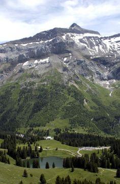 Massif - Lac Retaud - Les Diablerets VD