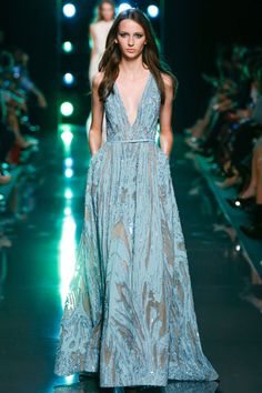 View the Elie Saab Spring 2015 RTW collection. See photos and video of the S2015RTW runway show. Elie Saab
