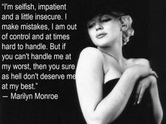 marilyn monroe quotes (5)