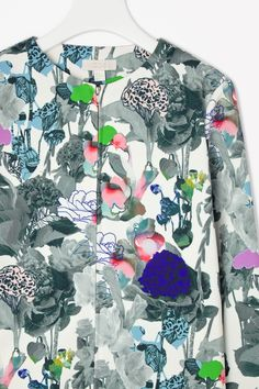 Printed jacket - COS