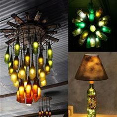 Ideas of How to Recycle Bottles Wisely