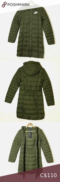 Nike Winter Jackets, Vintage Nike Jacket, Vintage Nike Windbreaker, Long Parka, Nike Tech Fleece, Fleece Joggers, Print Jacket, Nike Women, Sportswear