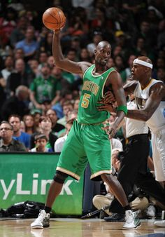 History made in Denver as Kevin Garnett of the Boston Celtics became the first player in NBA History with 20,000+ points, 10,000+ rebounds, 5,000+ assists, 1,500+ blocks & 1,500+ steals for a career