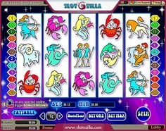 Curious about your zodiac luck? Try it!   What's Your Sign? By WGS software is an easy opportunity to measure your zodiac destiny. There are 12 zodiac signs, infinite number of winning combinations. Make your spin! http://www.slotozilla.com/free-slots/whats-sign-slot
