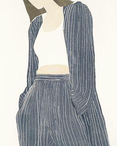 Our summer collection through the eyes of Renée Gouin.