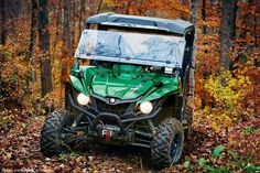 New 2016 Yamaha Wolverine R-Spec EPS Hunter ATVs For Sale in Oklahoma. The most comfortable and confidence inspiring SxS for extended off-road expeditions in rough, rugged terrain