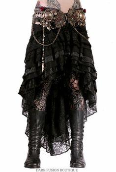 Gypsy pirate ensemble
