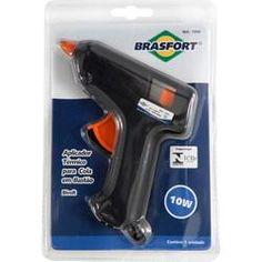 Pistola de Cola 10W Bivolt Brasfort
