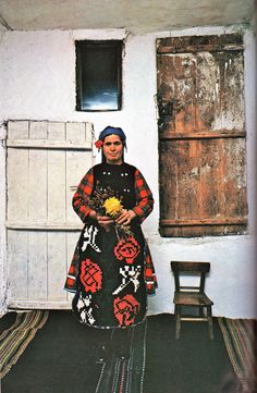 National Geographic: the Bulgarians, photographs by James L. Stanfield. July 1980