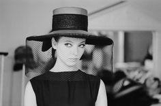 Danish actress, Anna Karina