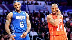 Kobe Bryant's Top 20 Plays on LeBron James